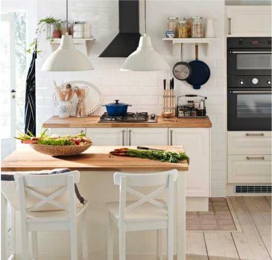 cuisine ikea paktum linding blanc deco cocinas pinterest cuisine ikea ikea et hotte noire. Black Bedroom Furniture Sets. Home Design Ideas