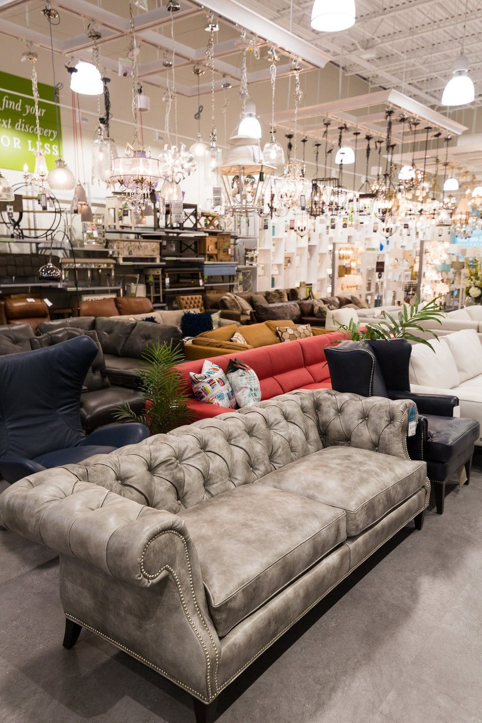 Home Mega Store Homesense S Arrival In N J Everything You Need To Know Cheap Living Room Sets Furniture Home Decor