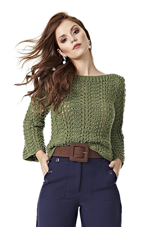 Blusa Ajurada   Crochet blouse   Pinterest   Häkelmuster, Stricken ...