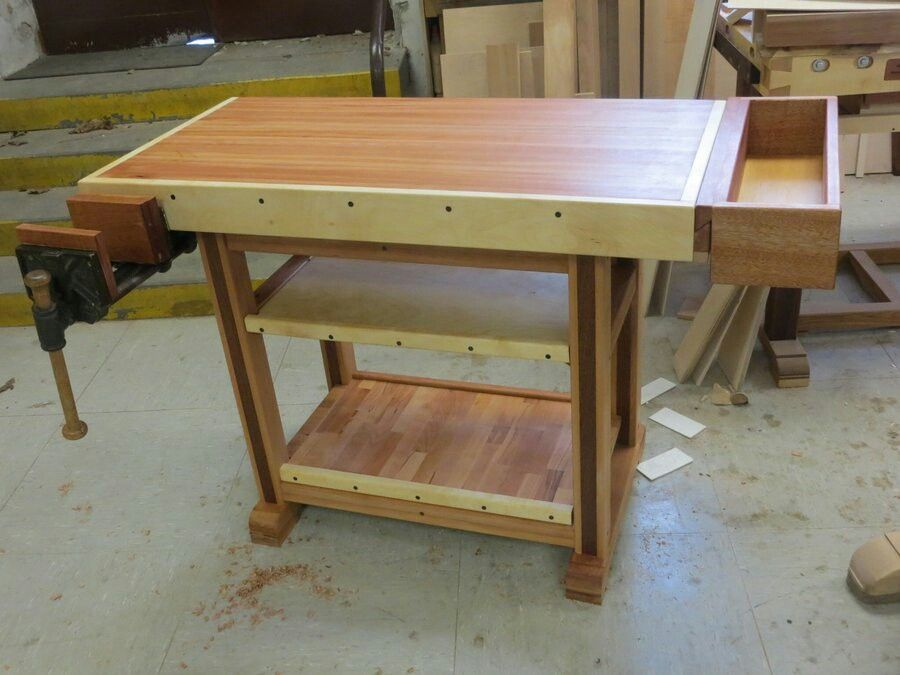Small Workbench Woodworking Bench Plans Woodworking Workbench