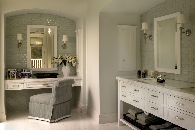 Stephanie Wohlner Design Highland Park Residence 1 Residences Bathroom Decor Design