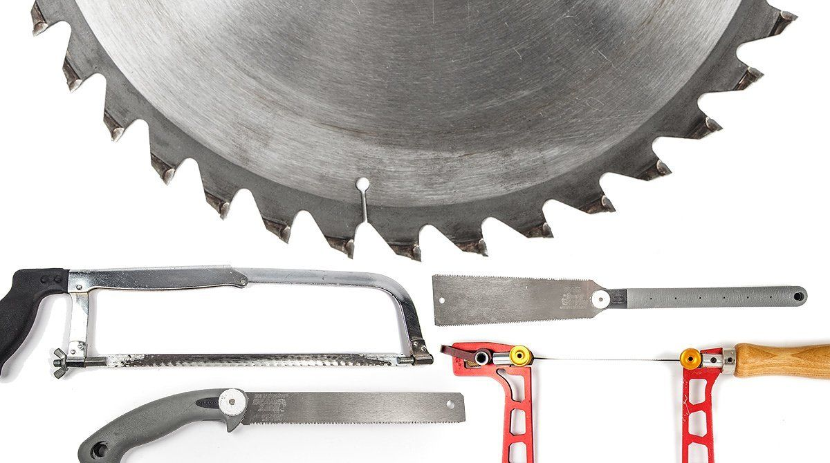 There's a saw for that. Different saws are suited for different tasks. Here's a basic reference guide for 10 types of saws and their uses.