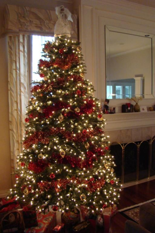 Stunning Fraser Fir Artificial Christmas Trees With Easy Plug Lights Balsam Hill