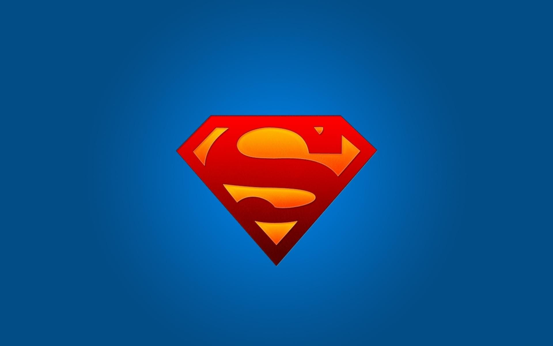 Superman Logo Hd Desktop Wallpaper High Definition Wallpapers Hd