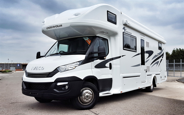 Download Wallpapers Rs Motorhomes Endeavour R230g 2017 Bus