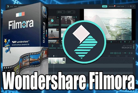 برنامج Wondershare Filmora هذا البرنامج العملاق من اقوى وافضل برامج المونتاج وتحرير الفيديو يمكنك من خلال البرنامج قص الفيديو ودمج الف برامج كمبيوتر In 2019