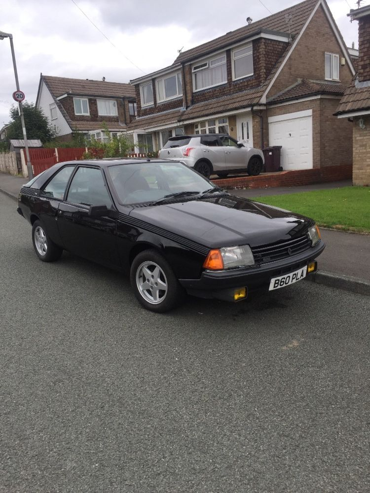 Renault Fuego Turbo One Owner Totally Stunning Condition Investors Quality Rare Turbo Renault Stunning