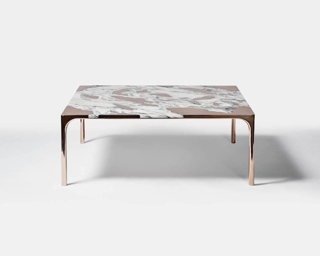 Gt2p Marble Vs Bronze Coffee Table 2015 2 With Images
