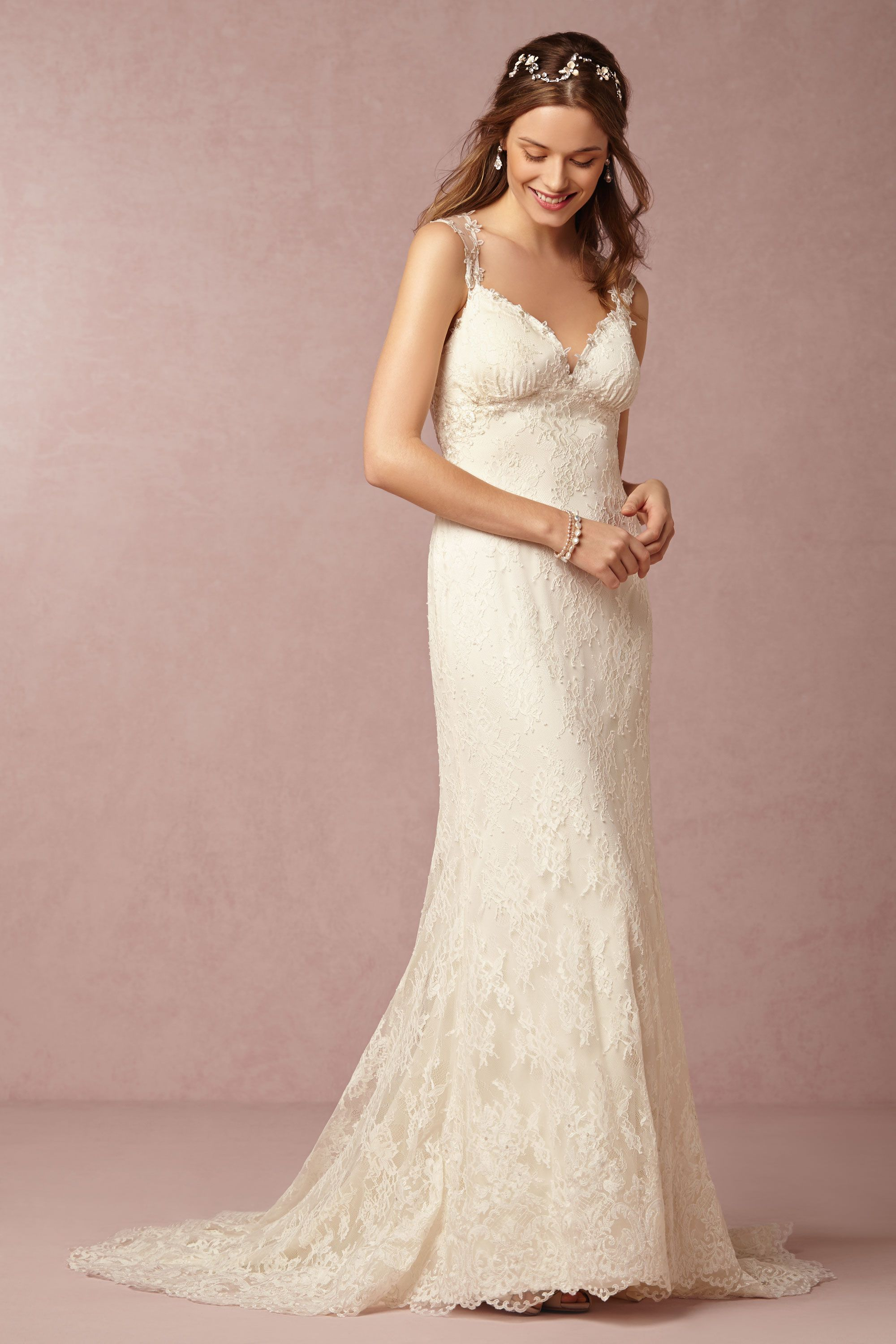 Briar Rose Gown from @BHLDN | wedding | Pinterest