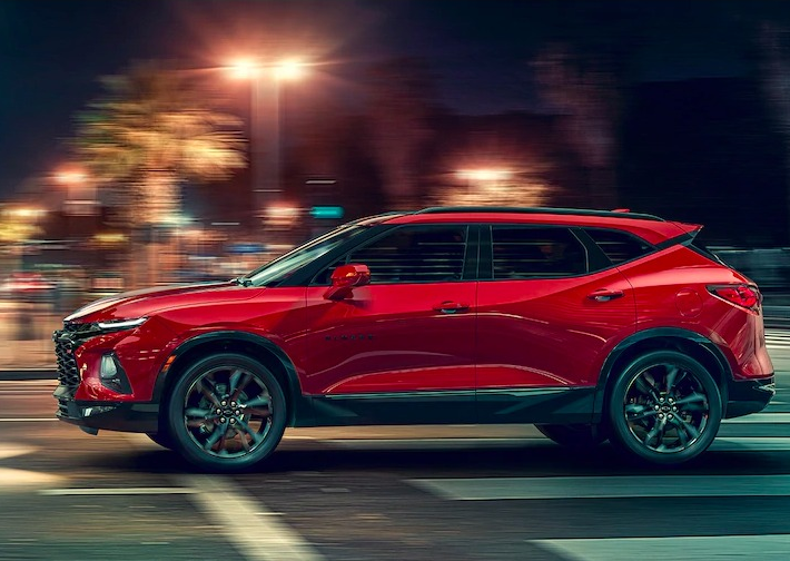 When Is The 2019 Chevy Blazer Release Date Chevrolet Blazer