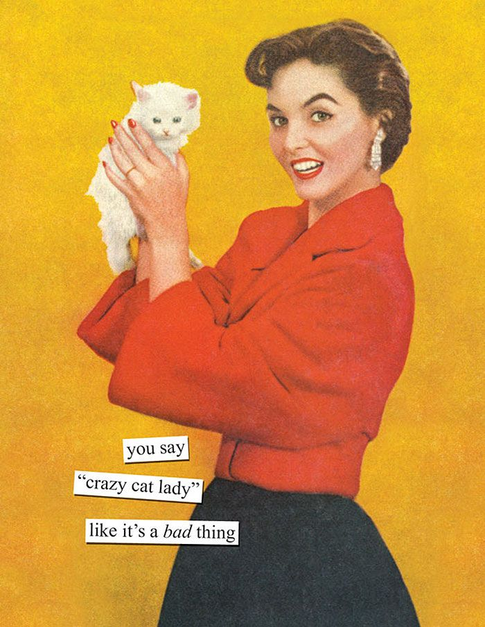Photo of 102 Hilariously Sarcastic Retro Pics That Only Women Will Truly Understand