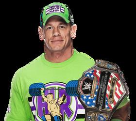 John Cena U S Champion 2018 By Lunaticdesigner John Cena Champion Wwe Champions