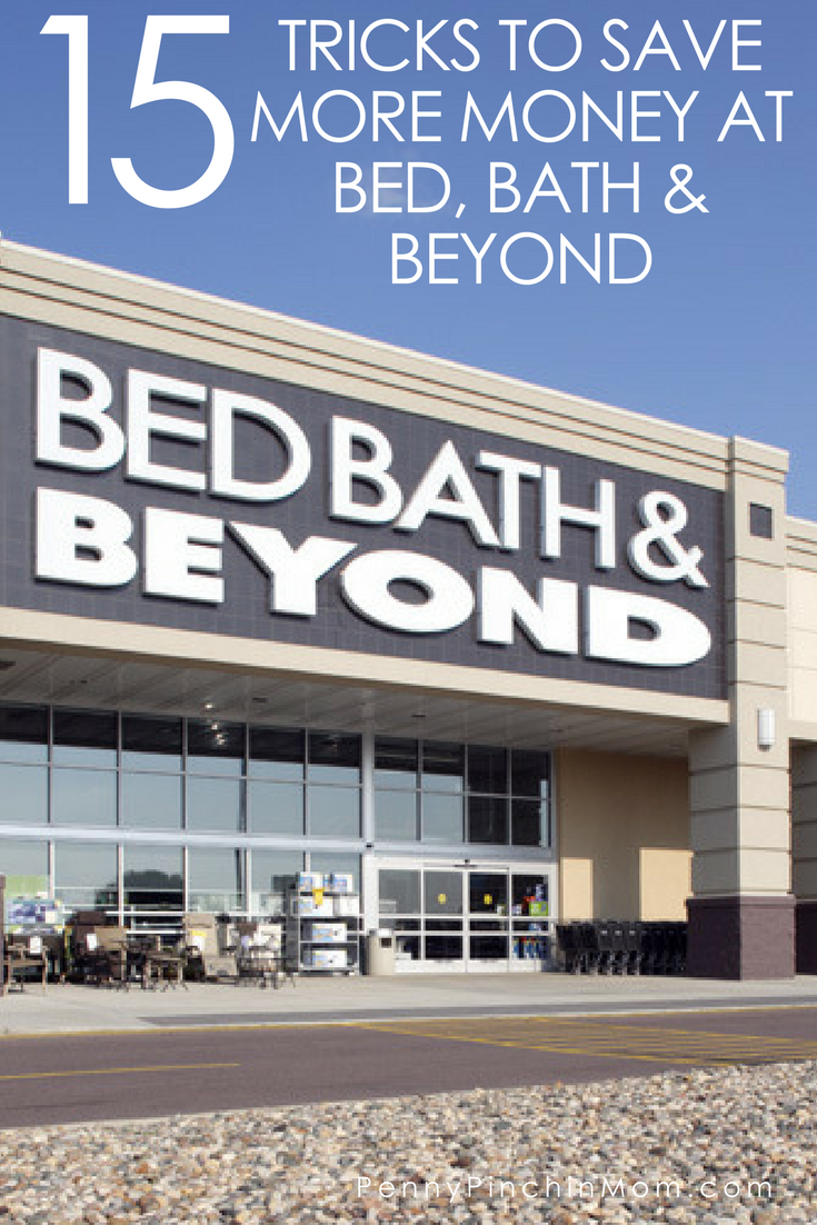 19 Tricks to Save Money at Bed, Bath & Beyond Saving Money | Money Saving Hacks | Money Saving Tips | Money Ideas | Personal Finance | Budget