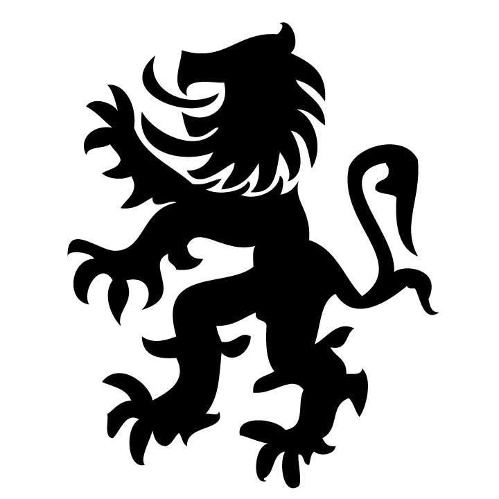 Image Gallery lion crest