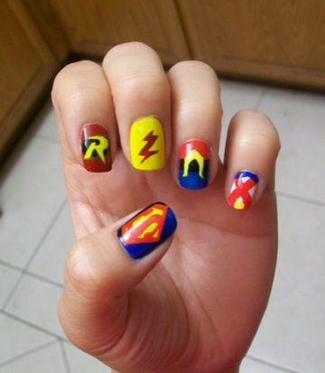 SUPERHEROES!!!!!