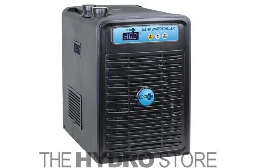 Ecoplus 1 10 Hp 1 4 Hp Water Chiller Chill Sunlight Supply Hydroponic Aquarium Http Ift Tt 2f38h1 Hydroponics Water Chillers Hydroponic Supplies