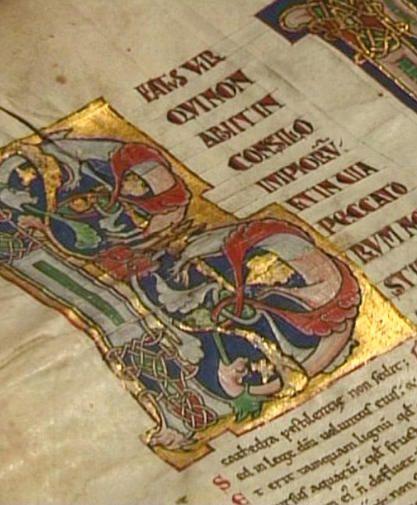 Manuscrits et enluminures