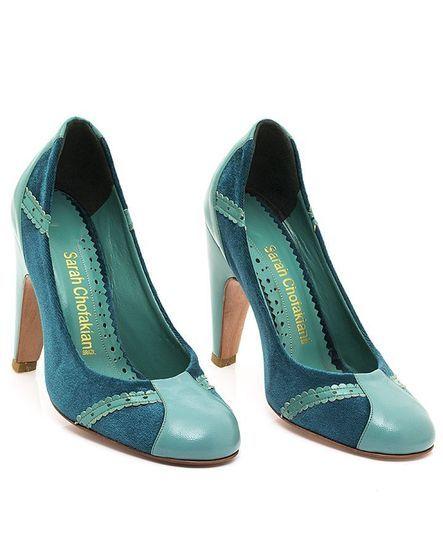 c27e2d1783 Sapato Vionet - Sarah Chofakian - Sarah Chofakian - Coquelux - O jeito  smart de comprar chic na internet