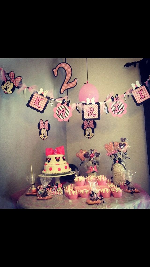 Birthday Decoration Home Made