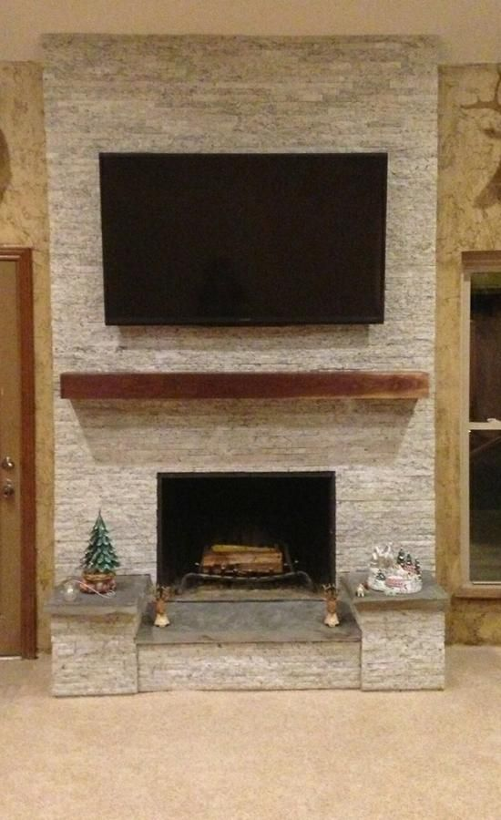 stone fireplace granite countertops denton for the home