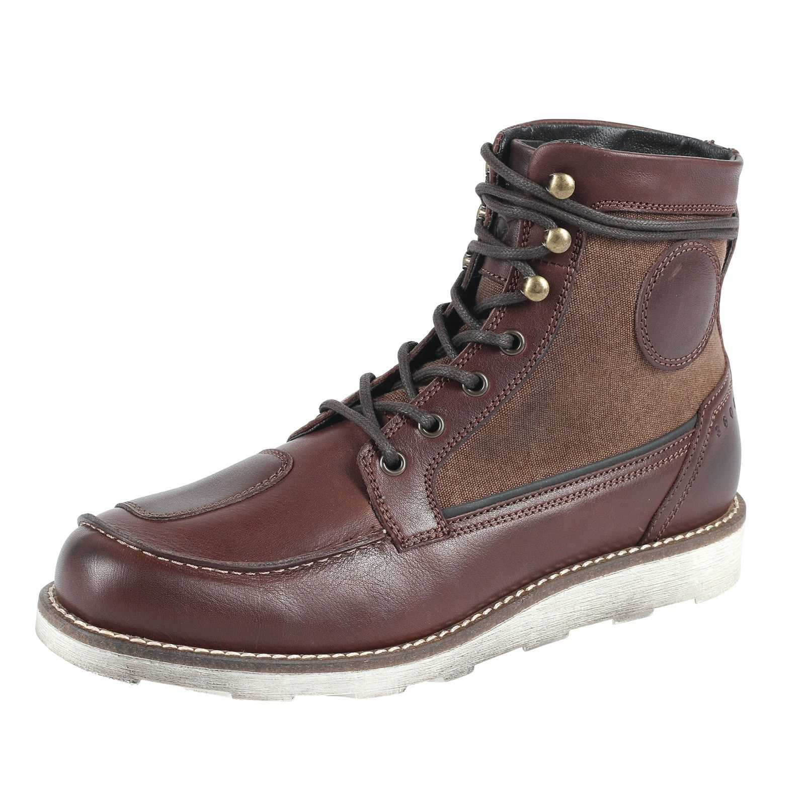 Explore Men's Leather Boots, Brown Brown, and more!