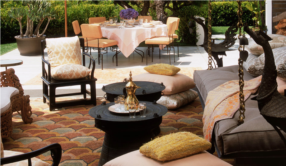 Outdoor Patio Furniture Sets Small Spaces Backyards
