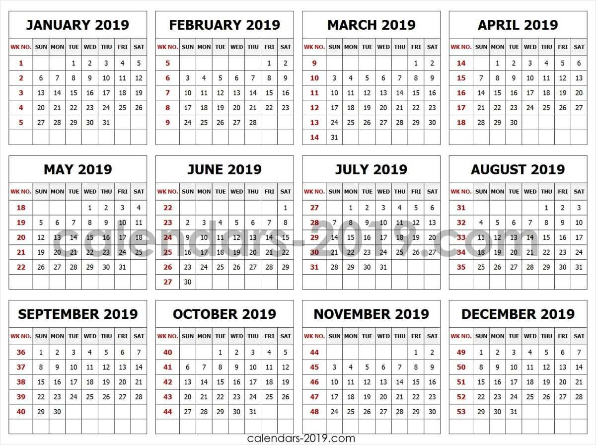 Urdu 2019 Calendar Calendar 2019 Template 2019 Calendar Yearly