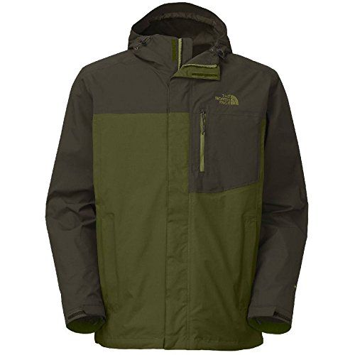 The North Face Mens Atlas Triclimate Jacket Scallion GreenBlack Ink Green  Medium -- Want to know more 4f578d6ec