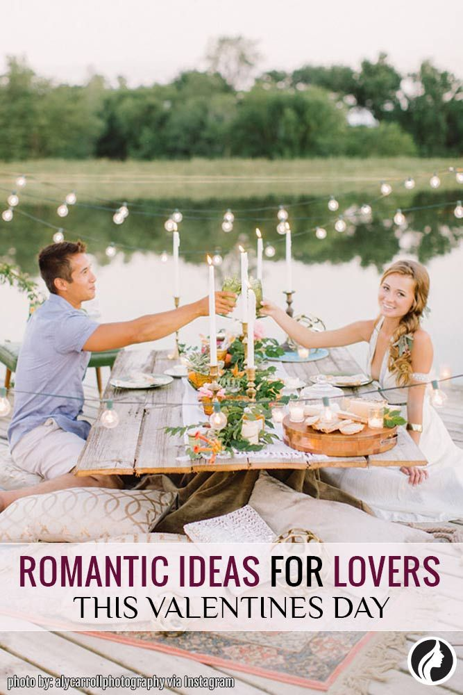 We have compiled a list of 25 romantic surprises for lovers this Valentines Day!