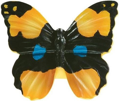Siro Designs 72-100 Butterflies Knob | Butterfly door knobs ...