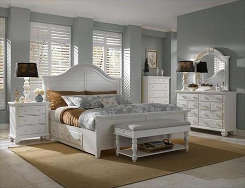 Nebraska Furniture Mart - Upholstered Seat Bed Bench ...