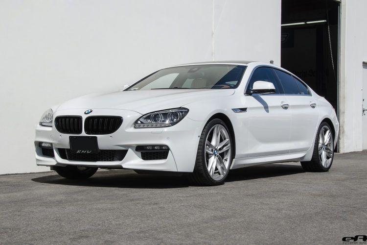Alpine White BMW 650i Wants and Needs Pinterest