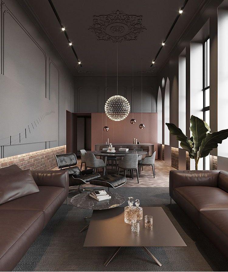Modern Furniture 2013 Luxury Living Room Curtains Designs: Pin By Delvon Nemechek On Interiors