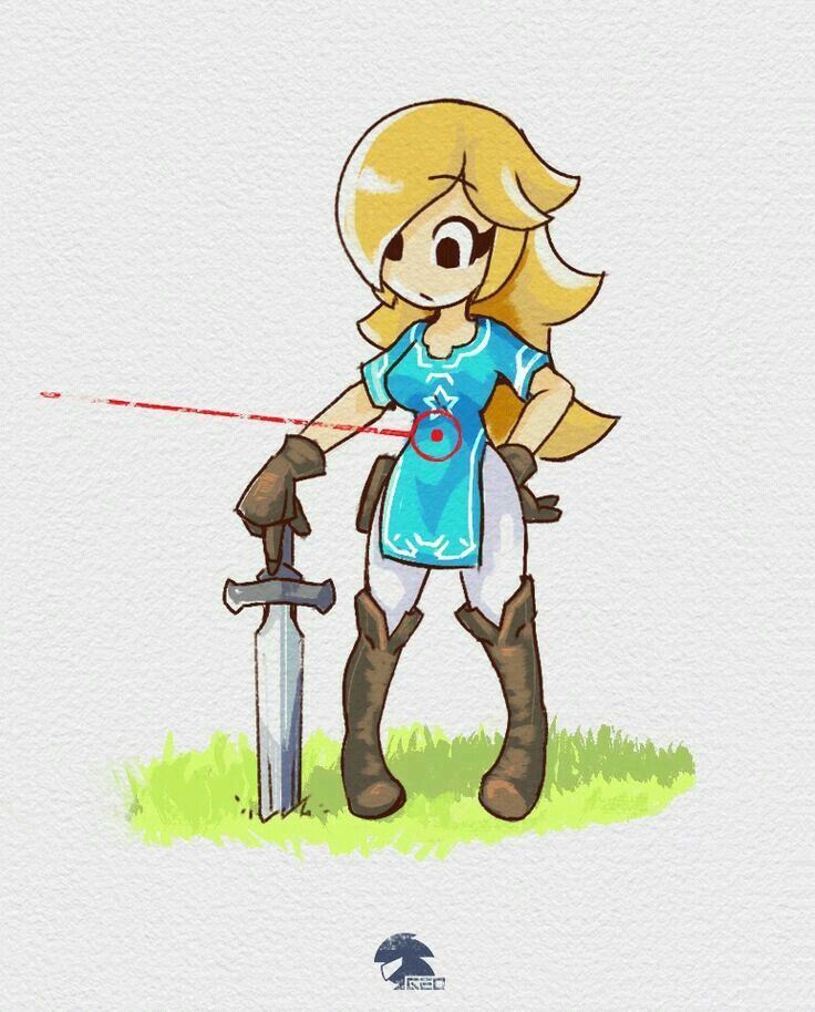 legend of rosalina