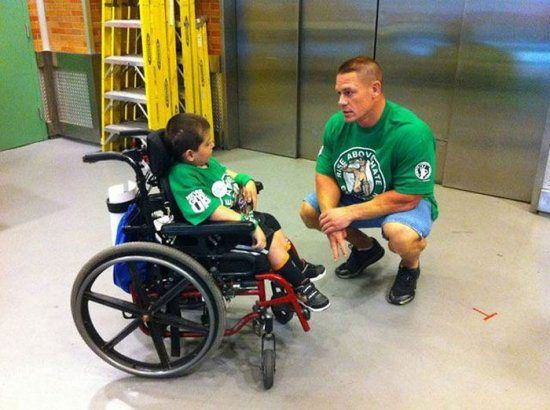 WWE Legend John Cena Helped 8-Year-Old Boy To Save His Sister's Life 2