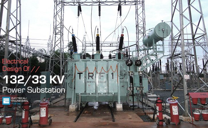 Electrical Design Of 132 33kv Substation Software Design Design