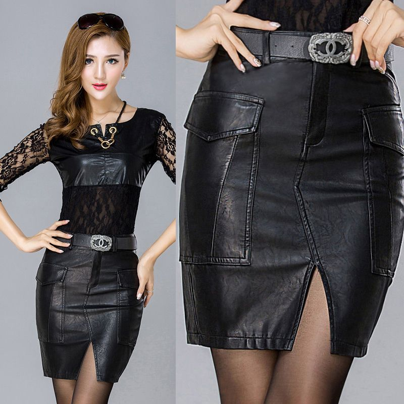 Cheap Leather Skirts....Leathernxg.com | Women Leather Skirts ...