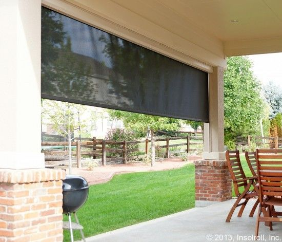 patio shade with tan headbox lake corpus christi project