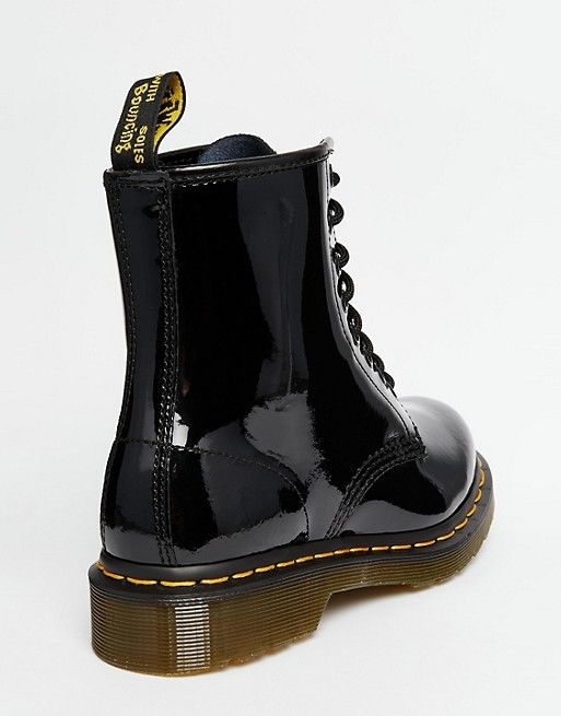 99028ac53f3c Dr Martens Modern Classics 1460 Patent 8-Eye Boots in 2019 | обув ...