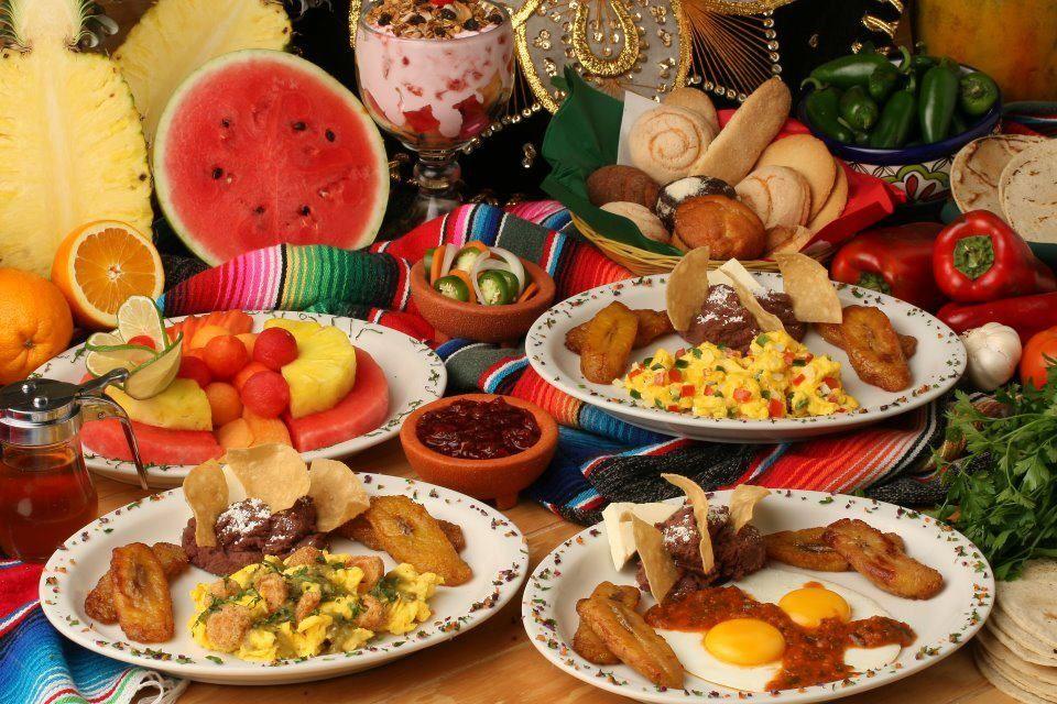 Desayunos típicos de Guatemala Typical Guatemalan