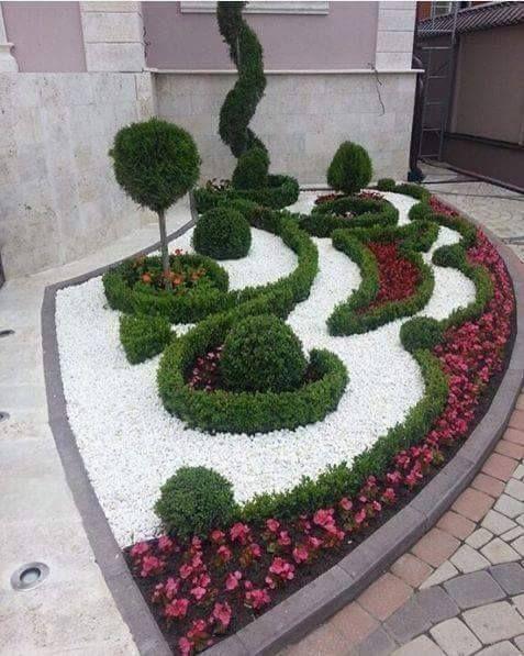 Courtyard 50 Examples Of Good Design California Decor Ideas Create Comfort To In 2020 Small Garden Design Small Backyard Landscaping Front Yard Landscaping Design