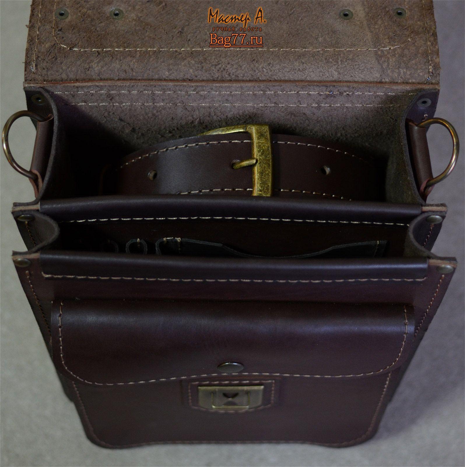 4b2aaedd03c3 большая барсетка ручной работы | Х | Кожаные сумки, Кожа, Мужская ...