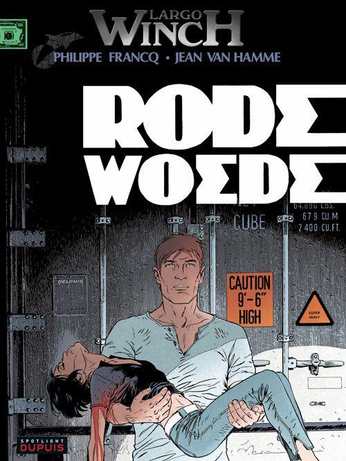 Uitgeverij Dupuis Rode Woede Woede Stripverhalen Boeken