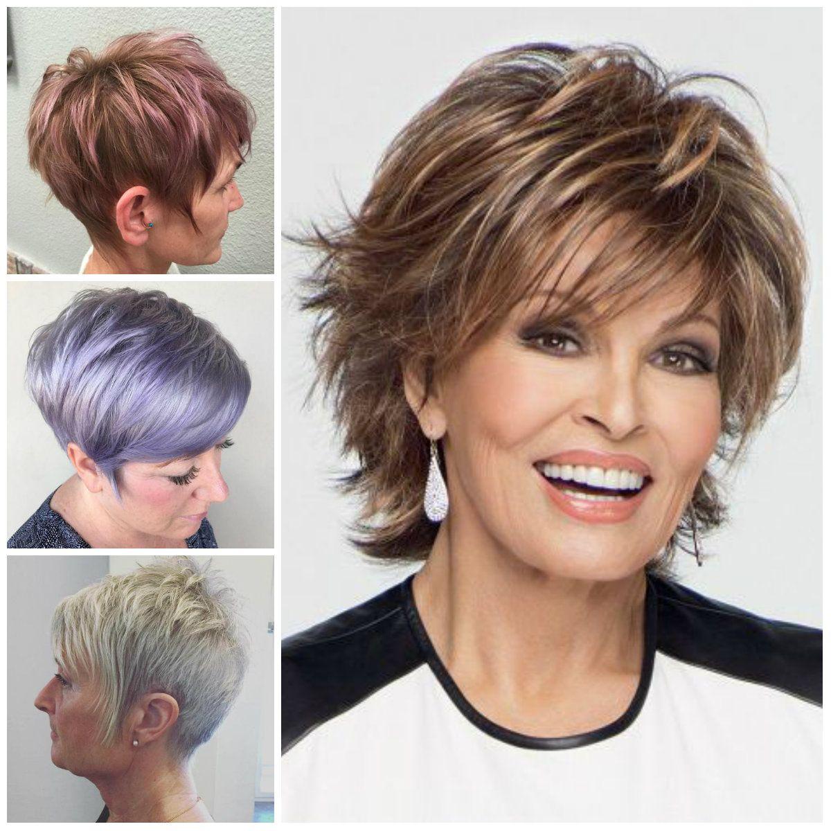 2017 short hairstyles older