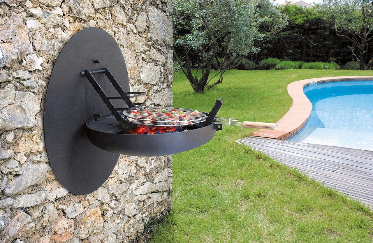 Outdoorküche Klappbar Netz : Focus wandgrill sigmafocus klappbar feuerstellen grillideen
