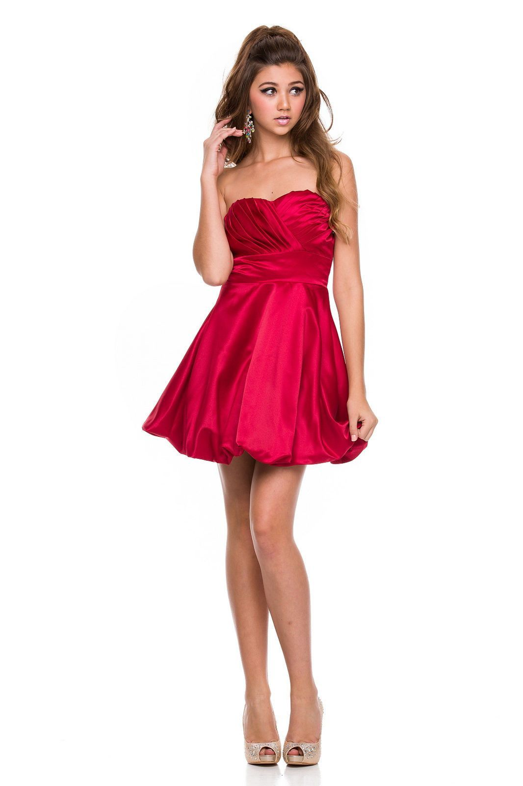 Short bridesmaids cocktail formal dress sweetheart products