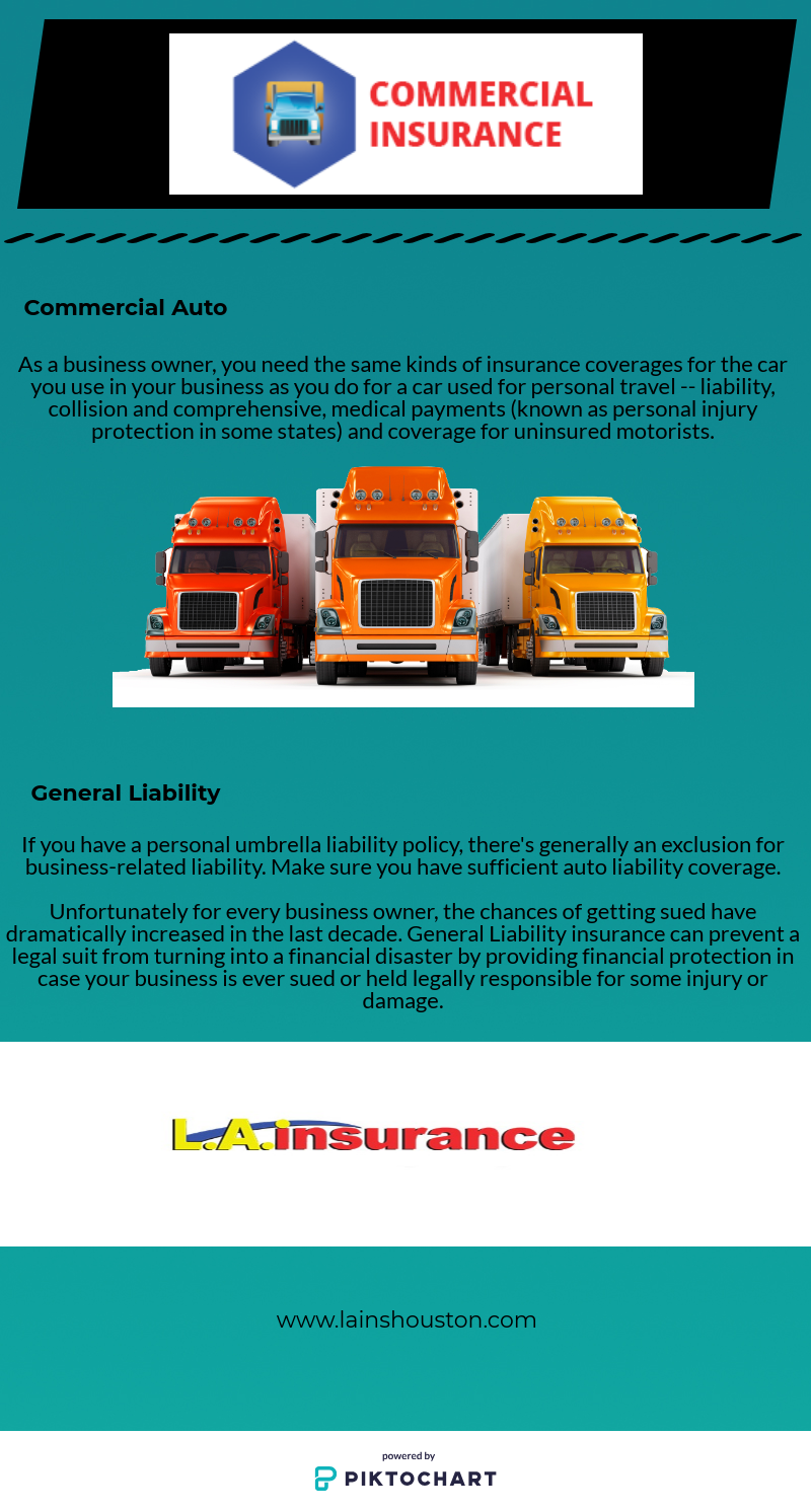 We Are Offering Business And Commercial Insurance In Houston