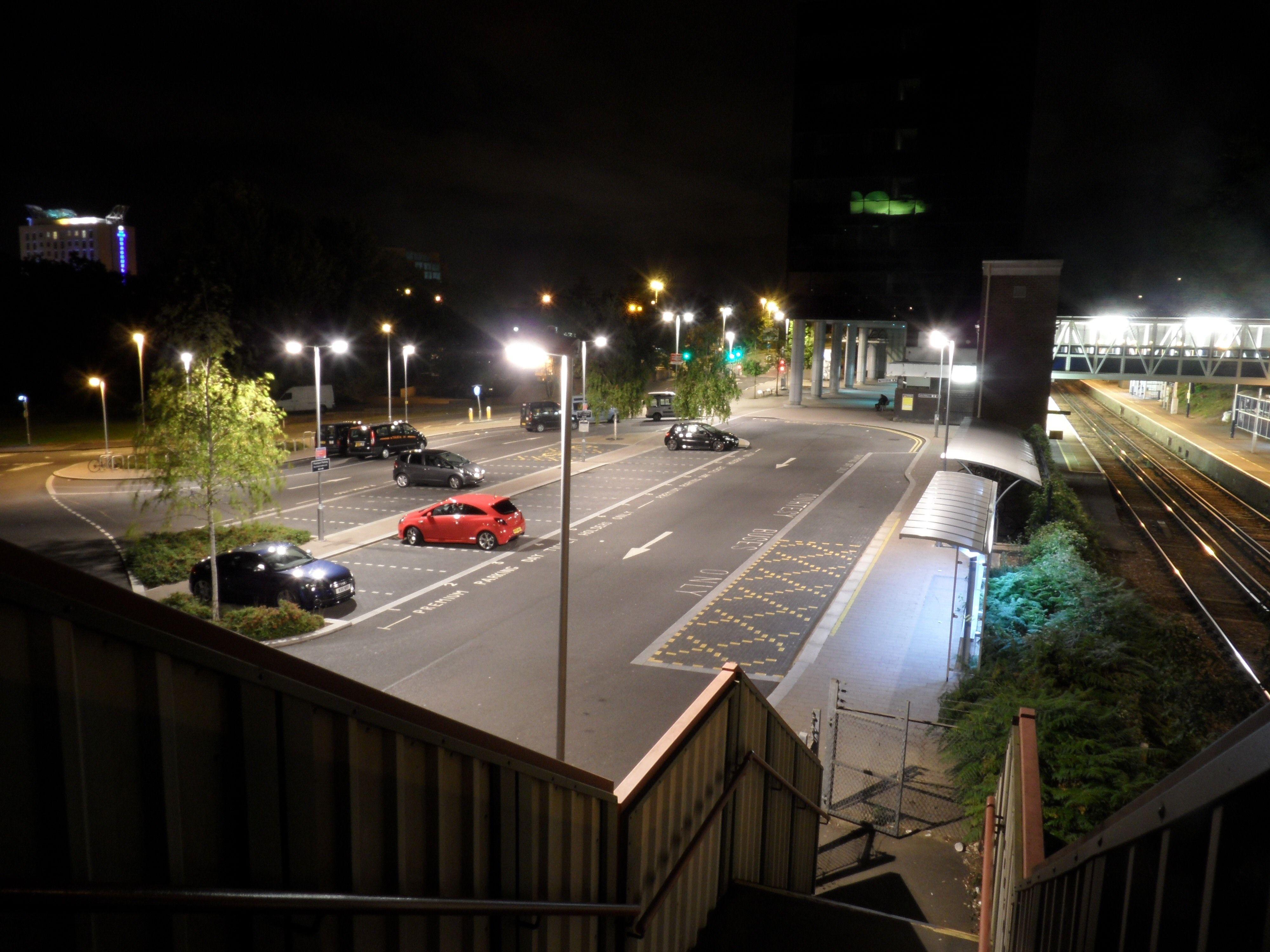 Car Park Lighting MMA Lighting Consultancy Ltd 4000—3000