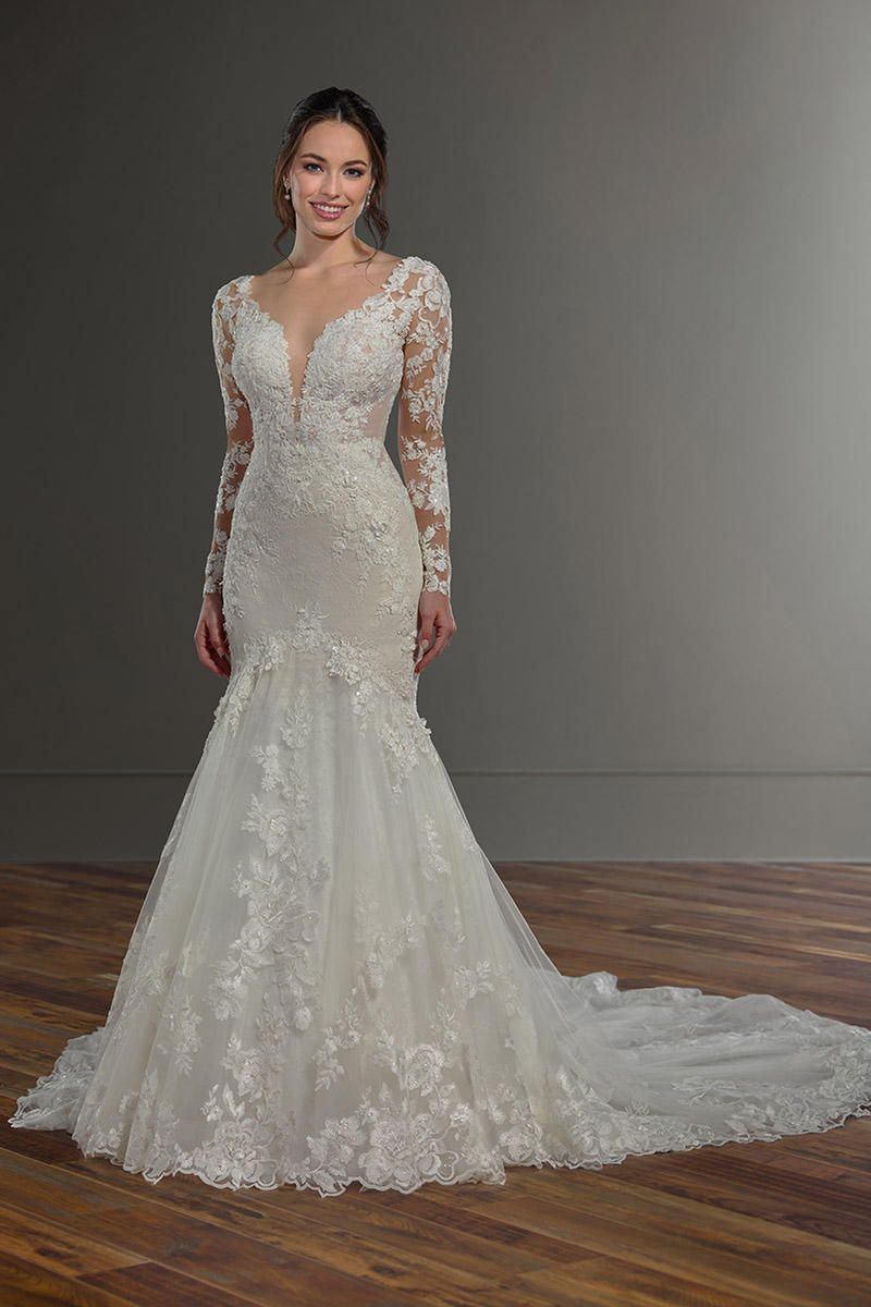 Martina Liana 1054 in 2020 Wedding dresses, Wedding