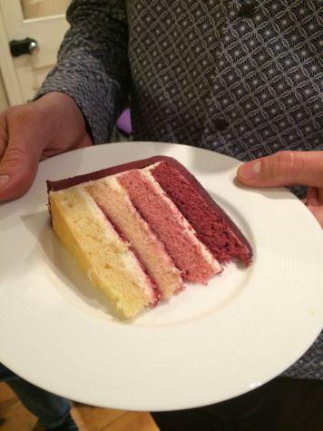 Pink cake | Kimmy Rocket #ombré